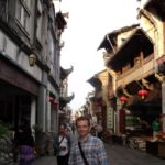 Bazar în inima Chinei