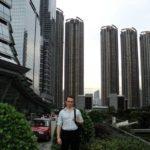 Hong Kong … peisaj ''banal'' din centru...