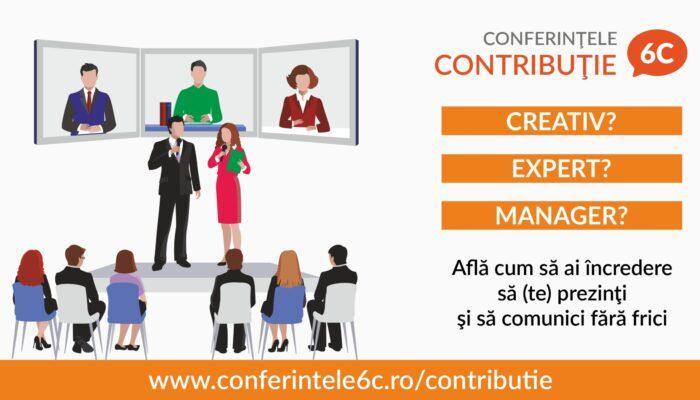 Contribuţie: Leadership & Public Speaking
