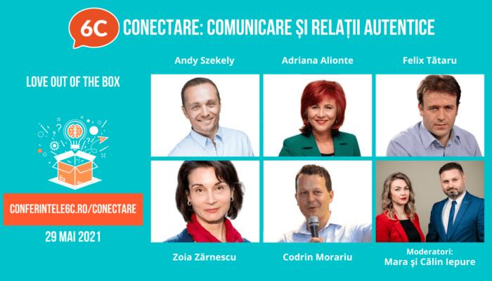 Conectare: Comunicare şi Relaţii Autentice