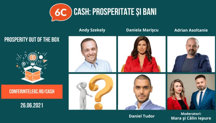 6C CASH: Prosperitate şi Bani