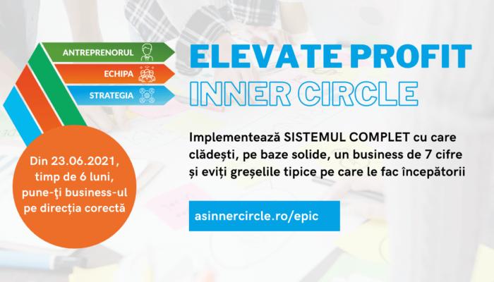Elevate Profit Inner Circle